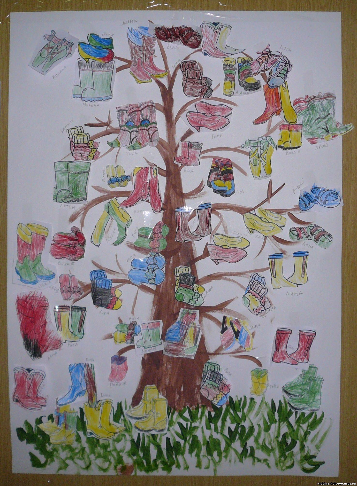 Как сделать чудо дерево чуковского своими руками